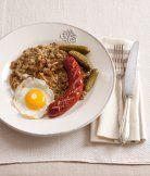 Novoroční čočka na kyselo Food And Drink, Eggs, Breakfast, Cooking, Morning Coffee, Egg, Egg As Food