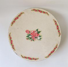 Musical Cake Plate Cake Stand Turning Happy Birthday Music Box Tray Swiss Retro Spinning Wedding Display Pastry Rotating Old Lazy Susan