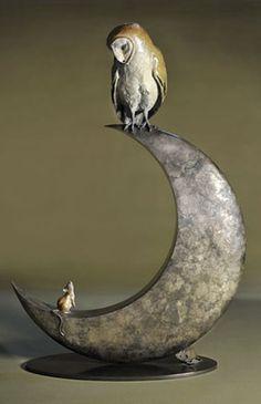 Bird-Artist-Theodore-Gillic.jpg (379×587)