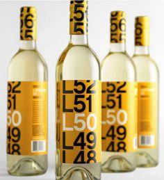 Latitude 50. PD wine / vinho / vino  #label