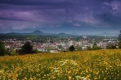 Kreis Göppingen kurz vor und nach dem Regen von jery Germany, Europe, Mountains, Nature, Pictures, Travel, Rain, Photos, Naturaleza