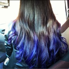 CHI #Chromashine hair color - go for the bold!