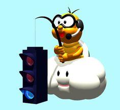 Resultado La imagen de los personajes de Mario Kart 64