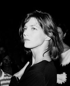 One of my favorite pictures of Jane Birkin...