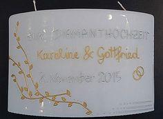 Kerze nach Wunsch im Hochzeitsshop www.derhochzeitsshop.at anfertigen lassen! Arabic Calligraphy, Wish, Newlyweds, Candles, Nice Asses, Arabic Calligraphy Art