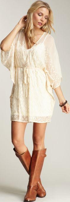 lace style ♥✤   Keep the Glamour   BeStayBeautiful
