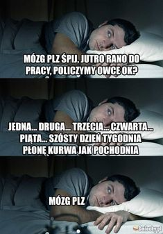 #smiechy #śmieszne #memy #humor #funny #lol #fun #instalike #memes #funnymemes Dankest Memes, Jokes, Polish Memes, Funny Mems, Everything And Nothing, Wtf Funny, Good People, Funny Images, True Stories