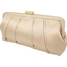 Nina Handbags Logan CHAMPAGNE - Nina Handbags Evening Bags