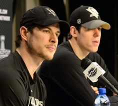 The answer to the million-dollar question of how first-year Penguins coach Mike Johnston will handle franchise centers Sidney Crosby and Evgeni Malkin will have to ...