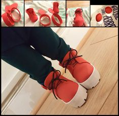 little foam shoes tutorial *^*