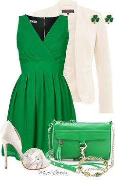 """Lucky lady"" by madamedeveria ❤ liked on Polyvore"