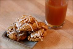 GREAT cookie recipe!  Pumpkin spice cookie!  And super easy!  We love this web site and their recipes!