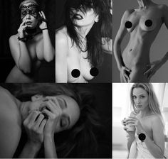 Learn B&W nude photography the Dan Hostettler way.. Professional yet easy-to-follow!