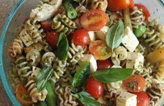 38 Ideas For Party Food Easy Healthy Pasta Salad Healthy Pasta Salad, Easy Pasta Salad Recipe, Summer Pasta Salad, Pasta Dinner Recipes, Easy Pasta Recipes, Healthy Pastas, Vegan Pasta, Creamy Pasta Primavera, Pasta Fagioli Recipe