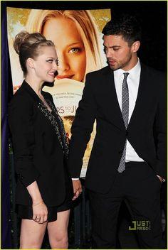 Amanda Seyfried Dominic Cooper Tribeca Film Festival And Dominic Cooper