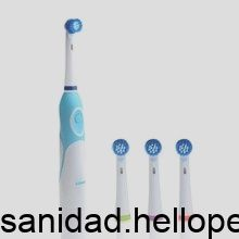 Cepillo De Dientes Electrico Giratorio Bateria Higiene Oral
