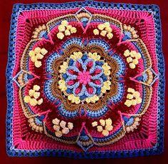 Ravelry: The Pondoland Square pattern by Jen Tyler