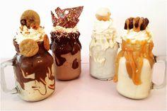 #freak #shake #FreakShake #Rich'sindia #WhippedCream #marshmallow #Nutella…