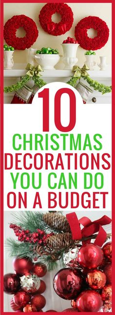DIY Dollar Tree Christmas Trees decorating ideas Pinterest