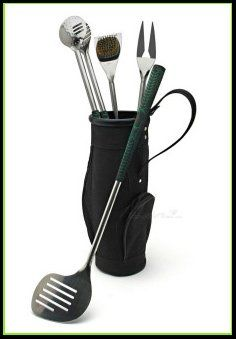 Golf BBQ Tools - for the golf lover!