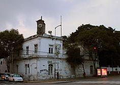 Antiguo ayuntamiento de Tacubaya