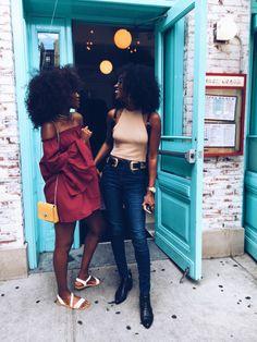 Of Course Black is Beautiful Black Girls Rock, Black Girl Magic, Beautiful Black Women, Beautiful People, Beautiful Images, Estilo Hippie, Normcore, Fashion Mode, Lifestyle Fashion