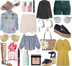 Summer Shopping, 2016 | TrufflesandTrends.com