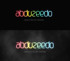 hining Neon Text Effect in Photoshop    http://abduzeedo.com/shining-neon-text-effect-photoshop