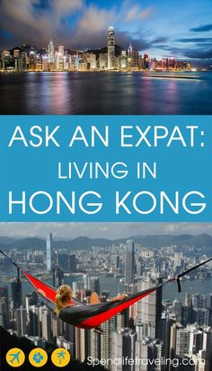 What is Hong Kong really like? Interview about life abroad.