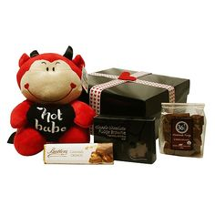 Devil's Delight Men And Babies, Best Gift Baskets, Caramel Crunch, Beautiful Gifts, Valentine Day Gifts, New Zealand, Baby Gifts, Gifts For Her, Christmas Ornaments