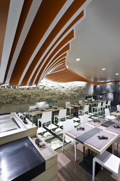 Ресторан ню К И М лаборатории Одерцо Италия 03