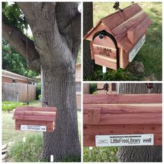 Hao Tran. Forth Worth, TX. To honor my father's dream of freedom through education, this Little Free Library has an assortment of media packed in a small space. As a teacher, I try to promote early literacy with the curriculum classics. It also has a collection of science, space and technology reads. Thanks for sharing!