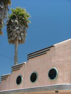 #Morro Bay Art Deco Architecture