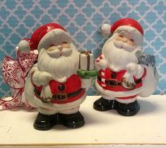 Vintage Homco Santa