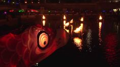 WaterFire and the Providence College Alumni Association host a partial lighting