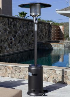 Our Mocha Commercial Patio Heater is the perfect way to extend your backyard entertaining season.
