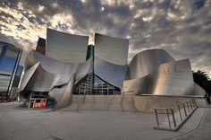 Disney Music Hall!! On our list of must sees in LA