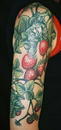 fruit tattoo - Googl