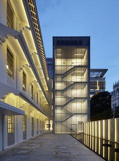 Centro Nacional do Design / SCDA Architects (Centro Nacional do Design, Singapura) #architecture