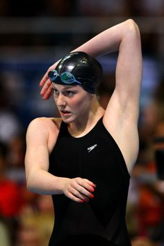 Missy Franklin  - 2012 U.S. Olympic Swimming Team. Only 16 years old! Amazing what people can accomplish so young!