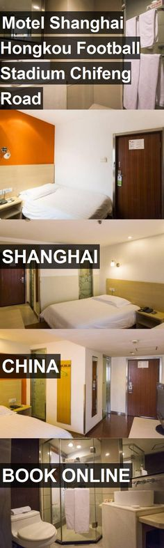 Hotel Motel Shanghai Hongkou Football Stadium Chifeng Road in Shanghai, China. For more information, photos, reviews and best prices please follow the link. #China #Shanghai #MotelShanghaiHongkouFootballStadiumChifengRoad #hotel #travel #vacation