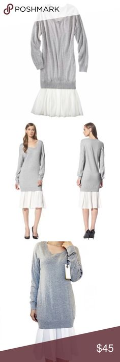 "• Phillip Lim • Sweater Dress New with tags sweater dress. 60% cotton. 40% nylon.   \ Bust 19""  \\ Length 34"" 3.1 Phillip Lim for Target Dresses"