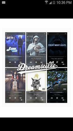 Dreamville  ☼Pinterest : @uniquenaja ☼