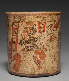 Cleveland Museum, Mayan