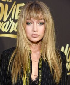 Celebrity Bangs to Try for Fall | InStyle.com
