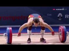 Josué Brachi – Europeo Halterofilia 2018 – 56 kg – Oro Arrancada (116 kg), Plata en Dos Tiempos (138 kg),