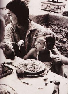 Jacqueline & Caroline Kennedy