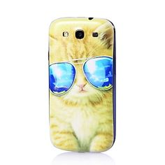 Samsung S3 I9300 - Back Cover - Grafisch - Samsung mobiele telefoon ( Multi-color , Plastic ) – EUR € 2.96