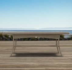 Hampshire Rectangular Dining Table