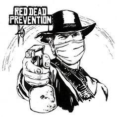 Stay safe my buds (Posted in Red Dead Redemption from ) Really Funny Memes, The Funny, Red Dead Redemption 1, Objet Deco Design, Read Dead, Rdr 2, Cute Poster, Dumb Jokes, Funny Games
